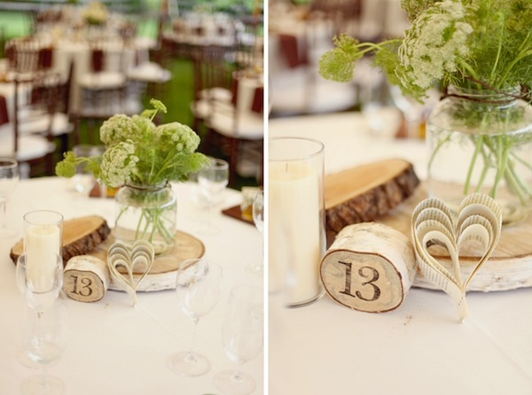Unique wedding dinner decoration a shopping queens blog unique for some wedding decoration ideas i have been on a lookout for unique ideas i just stumbled upon this cute decoration for the wedding dinner table junglespirit